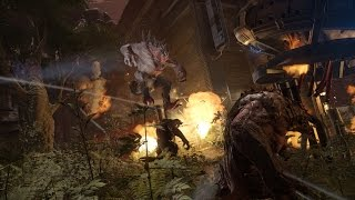 Evolve: Wraith Solo Mode Gameplay - Rescue