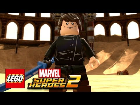 connectYoutube - LEGO Marvel Super Heroes 2 - How To Make Anakin Skywalker