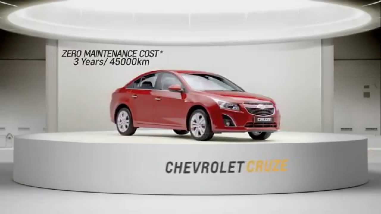 2015 Chevrolet Cruze  The Most Powerful Car in its Class | Chevrolet India
