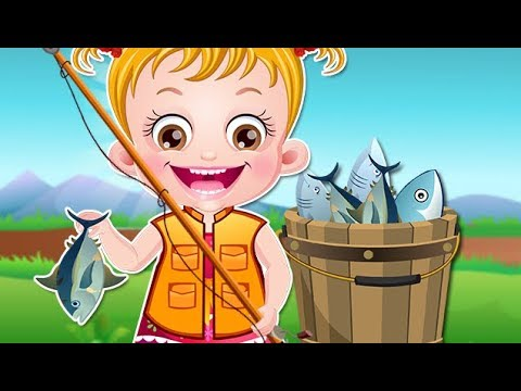 Download Youtube To Mp3 Baby Hazel Learns Fishing Tricks