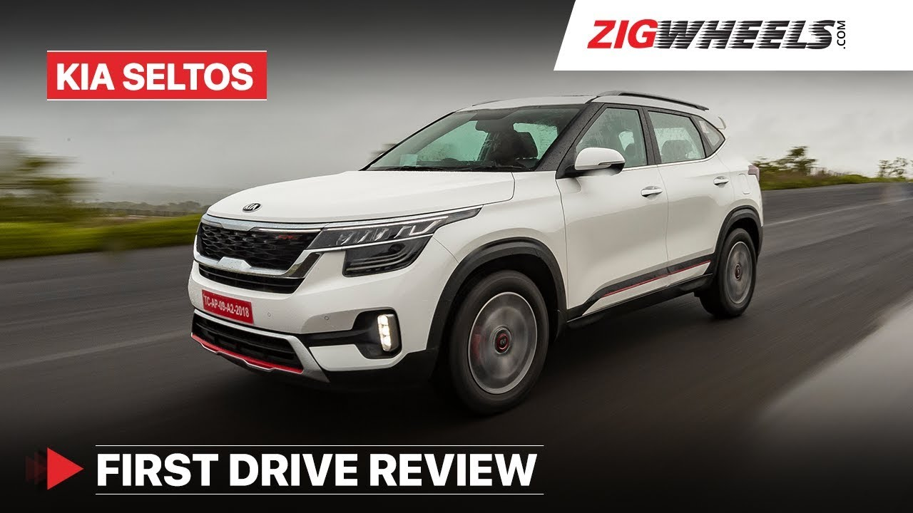 Kia Seltos India | First Drive Review | ZigWheels.com