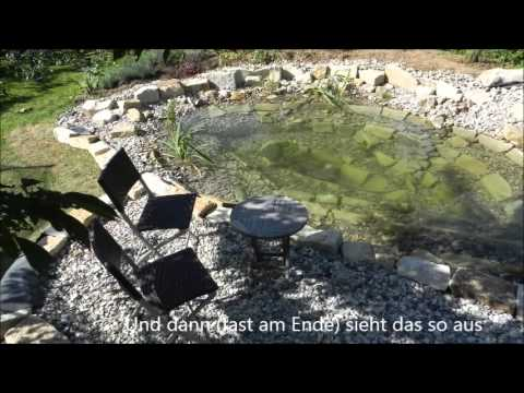 youtube to mp3 der gartenteich nach einem jahr. Black Bedroom Furniture Sets. Home Design Ideas