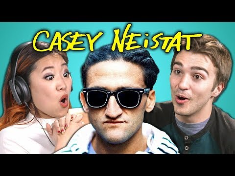 connectYoutube - ADULTS REACT TO CASEY NEISTAT