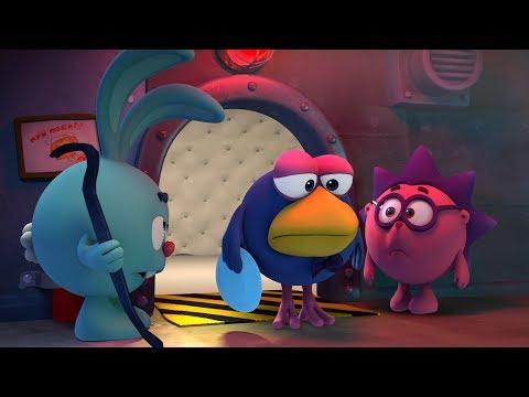 Кадр из мультфильма «Пин-код. Прыжок в будущее. Вселенная под присмотром»