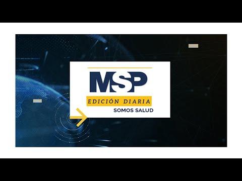 MSP Edición Diaria 18 de mayo