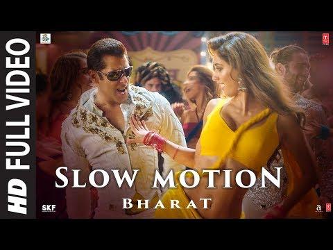 Full Video: Slow Motion | Bharat| Salman Khan,Disha Patani| Vishal
