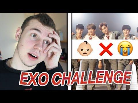 connectYoutube - EXO SONG EMOJI CHALLENGE!!!