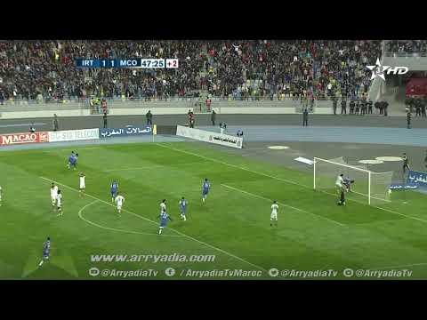 اتحاد طنجة 2-1 مولودية وجدة هدف نزامبي ستيفي