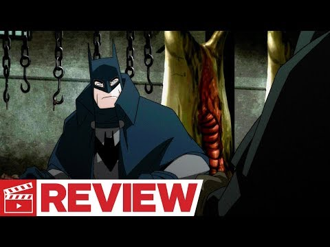 connectYoutube - Batman: Gotham by Gaslight Review (2018)