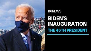 Joe Biden vows to end America's