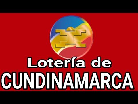 Resultados Lotería de Cundinamarca 3 de Mayo de 2021