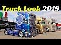 Truck Look 2019 - Teren Targów w Veronie, Włochy