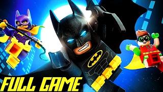 The LEGO Batman Movie - Complete Walkthrough FULL Game