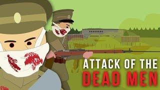 Attack of the Dead Men (Strange Stories)