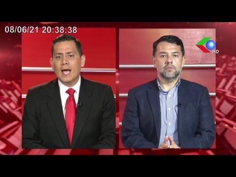 Ministro, llamó asesinos y cómplices' a opositores NOTICIERO EDICION CENTRAL MARTES 08-06-21