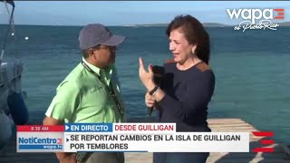 Víctor Huérfano reconoce merma en la actividad sísmica en el suroeste