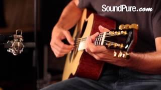 McPherson 4.0XP Engelmann Spruce/Figured Bubinga Acoustic Guitar Demo - McPherson Guitars