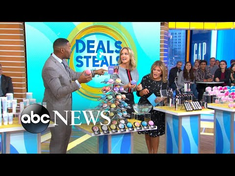 'GMA' Deals and Steals on winter beauty must-haves