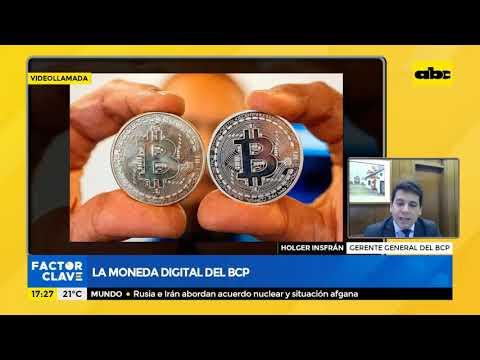 La moneda digital del BCP