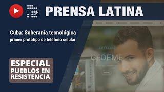 Cuba produce primer prototipo de teléfono celular