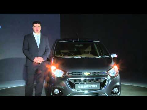 Kaher Kazem Unveiling Brand New Car Essentia