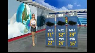 El Clima de Bolivisión: Pronóstico del 11 de enero del 2021