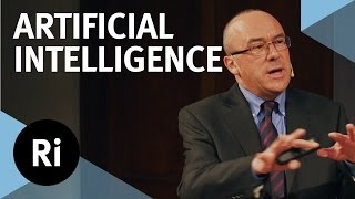 Artificial Intelligence, the History and Future - with Chris Bishop