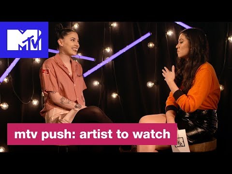 connectYoutube - Bishop Briggs Began Writing Music As A Misunderstood 4 Year Old | MTV Push: Artist to Watch
