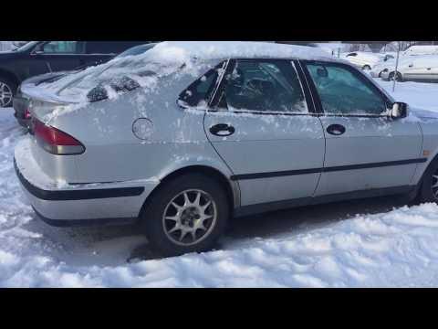 Saab 9-3 1998 m dalys
