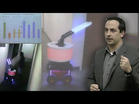RI Seminar: Alan R. Wagner:  Exploring Human-Robot Trust during Emergencies