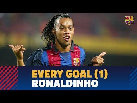 BARÇA GOALS | Ronaldinho (2003-2005)