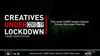 PODCAST | Creatives Under COVID-19 Lockdown | Financial advise to artists