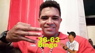 Bingo ????(((36-63))))???? 32 En Nica También