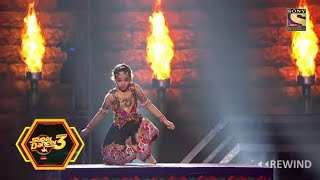 Super Dancer Chapter 3 | Jayshree's 'Super Se Bhi Upar' Dance | Tonight at 8 PM - SETINDIA