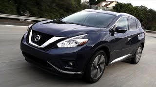 Car Tech - Outrageous style for new Nissan Murano