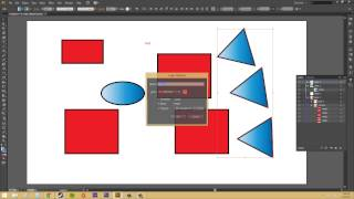 Adobe Illustrator CS6 for Beginners - Tutorial 57 - Layers Panel Options