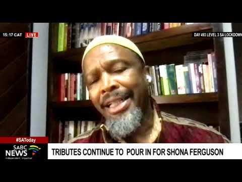 R.I.P Shona Ferguson   Sello Maake Ka-Ncube remembers his friend and colleague