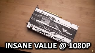 Sapphire NITRO+ RX 470 Review - The 1080p Sweet Spot?