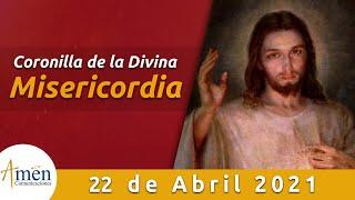 Coronilla de la Divina Misericordia Jueves 22 Abril 2021 Padre Carlos Yepes