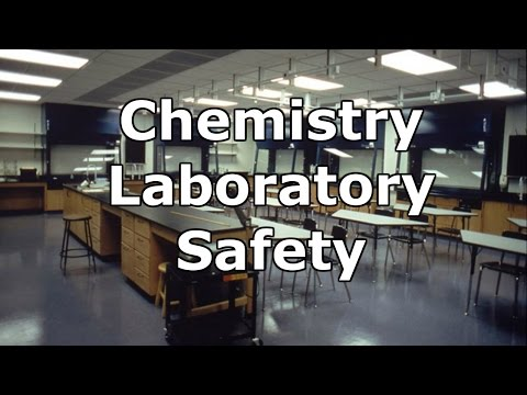 Chemistry Laboratory Safety