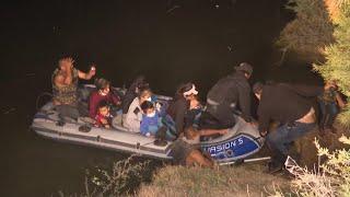 Frontera México-Estados Unidos: niños solos, la peor cara de la crisis migratoria