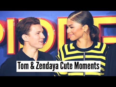 Tom Holland & Zendaya | Cute Moments