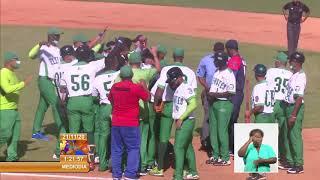César Prieto establece récord en béisbol de Cuba