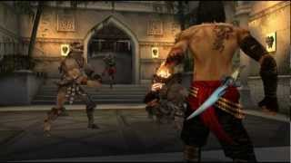 Prince of Persia: The Two Thrones Trilogy 3D Walkthrough PS3 Part 2 of 3