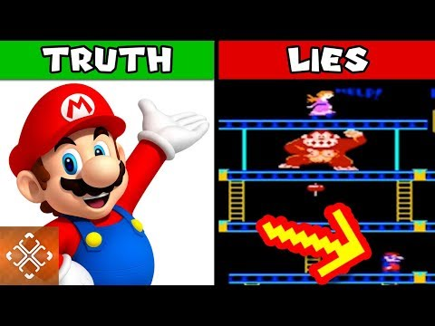 connectYoutube - 10 LIES You Were Told About NINTENDO