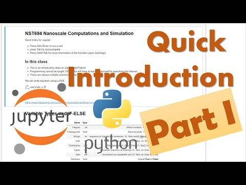 Scientific-Python-1.1:-Basics