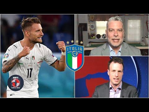 EURO 2020 Italia vs Turquía: Salió a relucir el poderío italiano a la ofensiva | Fuera de Juego