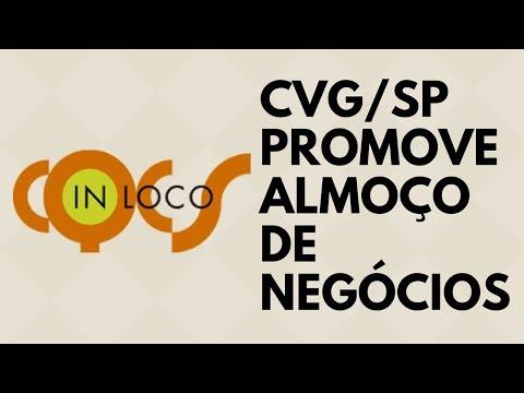 Imagem post: CVG/SP promove almoço de negócios