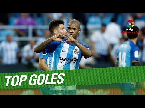 TOP 5 Goles Jornada 6 LaLiga Santander 2017/2018