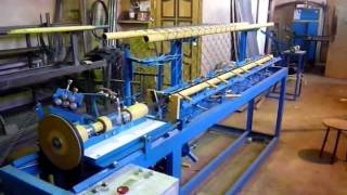 Станок  в екатеринбурге для производства рабицы асу-174